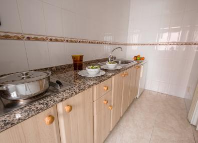 Cuina equipada Apartaments California Salou Tarragona