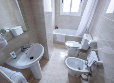Salle de bain Appartements California Salou Tarragona
