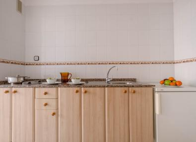 Kitchen Apartments California Salou Tarragona