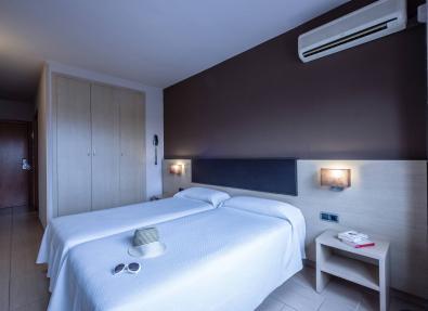 Habitación doble Hotel California Garden Salou Tarragona