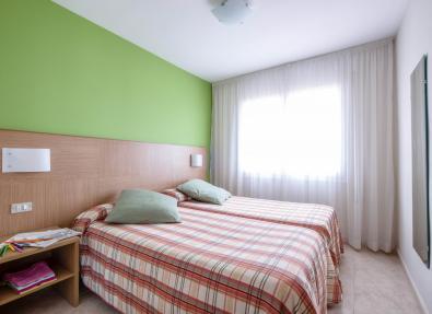 Habitació doble Apartaments California Salou Tarragona