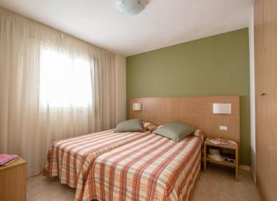 Chambre double Appartements California Salou Tarragona