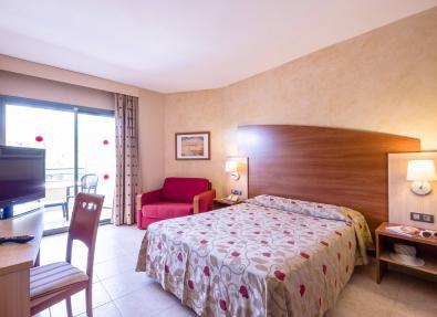 Double room  Hotel California Palace Salou