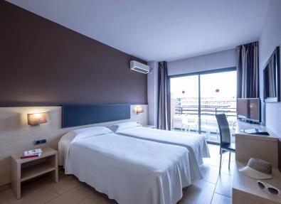 Double Hotel room California Garden  Salou Tarragona