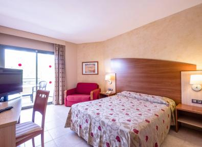 Rooms Hotel California Palace Salou Tarragona