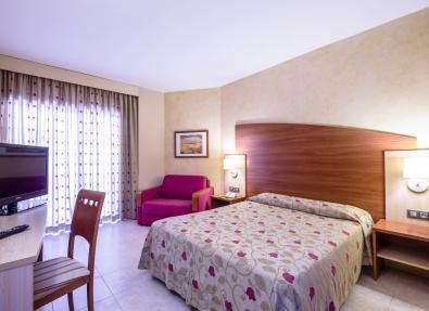 Double room Hotel California Palace Salou Tarragona