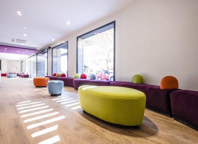 Sala comú Apartaments California Salou Tarragona
