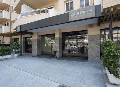 Entrée Appartements California Salou Tarragona