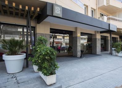 Entrada Apartaments California Salou Tarragona