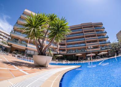 Pool Hotel California Palace Salou