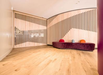 Salle commune Appartements California Salou Tarragona