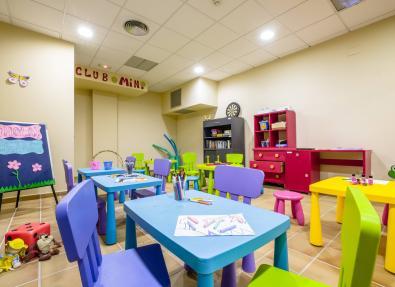 Mini club Hotel California Palace Salou Tarragona