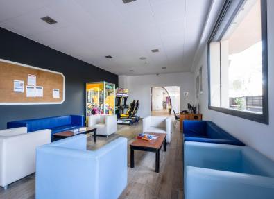 Àrees d'oci Apartaments California Salou Tarragona