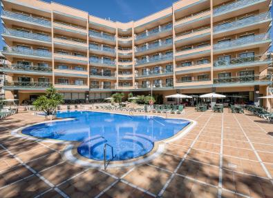 Pool Hotel California Palace Salou Costa Dorada