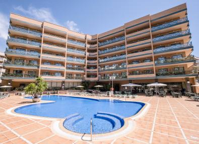 Hotel California Palace Salou Tarragona