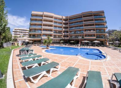 Hotel California Palace Salou Tarragona Costa Dorada