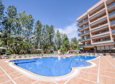 Pool Hotel California Palace Salou Tarragona