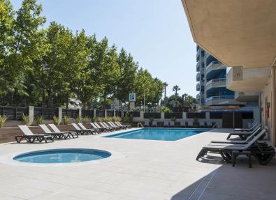 Piscines Apartaments California Salou Tarragona