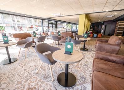 Bar Cafétéria Appartements California Salou Tarragona