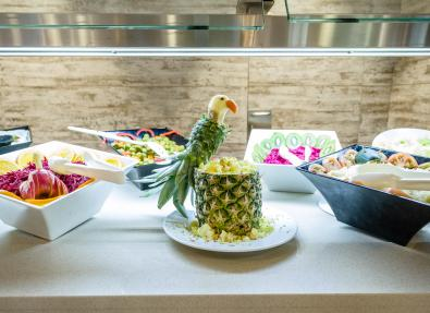 Buffet gratuit Appartements California Salou Tarragona