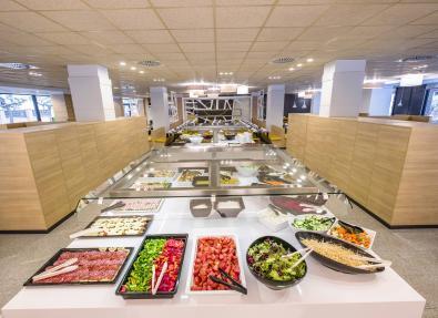Buffet libre Hotel California Garden Salou Tarragona
