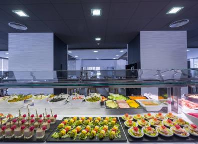 Free buffet Hotel California Palace Salou Tarragona