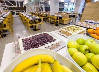 Buffet deserts Hotel California Garden Salou Tarragona