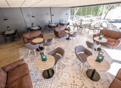Bar cafeteria Apartaments California Salou Tarragona