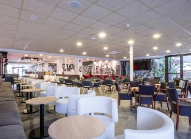 Bar cafeteria Versalles Hotel California Garden Salou