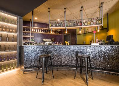 Cocktail bar Apartaments California Salou Tarragona