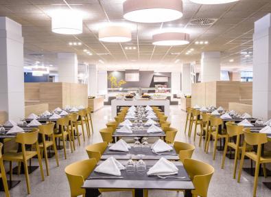 Hotel dining room  California Garden Salou Tarragona