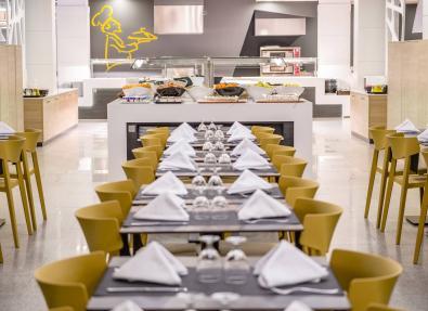 Desayuno buffet Hotel California Garden Salou Tarragona