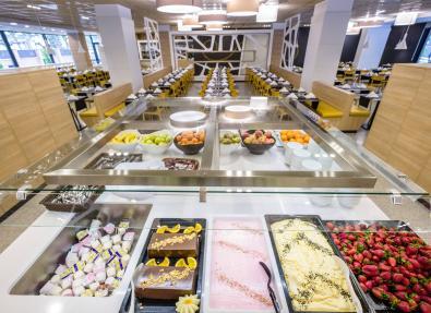 Desayuno buffet incluido Hotel California Garden Salou Tarragona