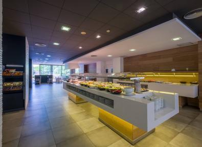 Restaurant buffet Hotel California Palace Costa Dorada