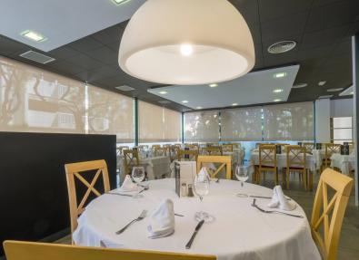 Restaurant table Hotel California Palace Salou