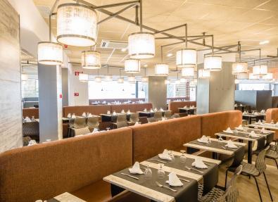 Restaurant California Apartments Salou Tarragona