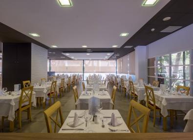 Restaurant Hotel California Palace Salou