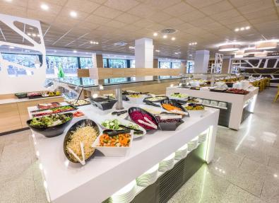 Buffet Restaurant Hotel California Garden Salou Tarragona