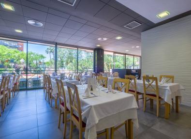 Restaurant Hotel California Palace Salou Tarragon