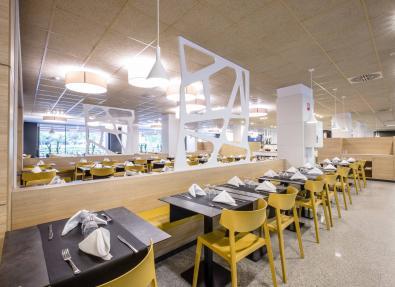 Restaurant Hotel California Garden Salou Tarragona