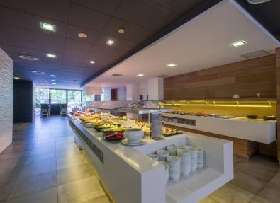 Buffet restaurant Hotel California Palace Salou Tarragona