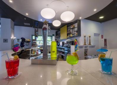 Cocktail bar Hotel California Palace Salou Tarragona