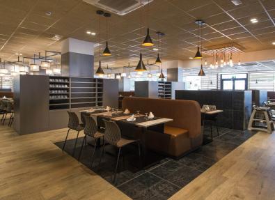 Vistes restaurant Apartaments California Palace Salou Tarragona