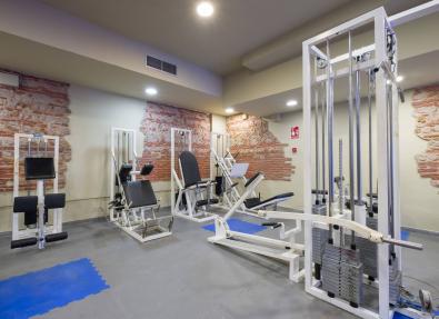 Hotel gym California Garden Salou Tarragona