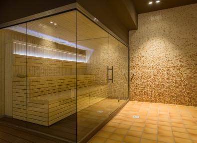 Sauna Hotel California Palace Salou Tarragona Costa Dorada