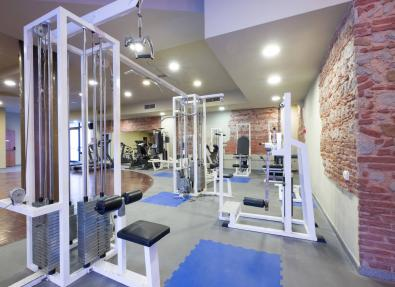 Spa y gimnasio Hotel Californa Garden Salou Tarragona