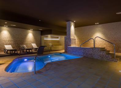 Indor pool Hotel California Palace Salou Tarragona