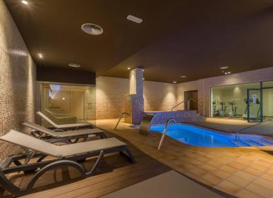 Spa Hotel California Palace Salou Tarragona Costa Dorada